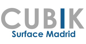 Superficies Cubik Surface Madrid Logo