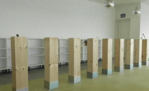 Proyecto de Cubik en las oficinas de Qbao en Torre Espacio Madrid