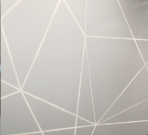 Pared retroiluminada de Cubik para unas oficinas en Alcobendas