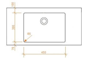 Lavabo CK 1 de Cubik