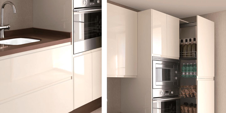 Muebles de Cocina – Cubik Surface Madrid
