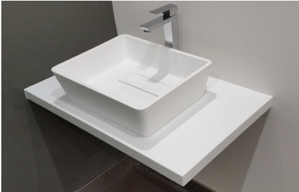 Encimera SE para lavabo