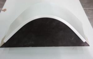 Fabricación de superficies sólidas a medida