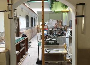 Proyecto de Cubik para el Restaurante Nassica