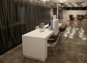 Proyecto de Cubik para Novotel Center Madrid