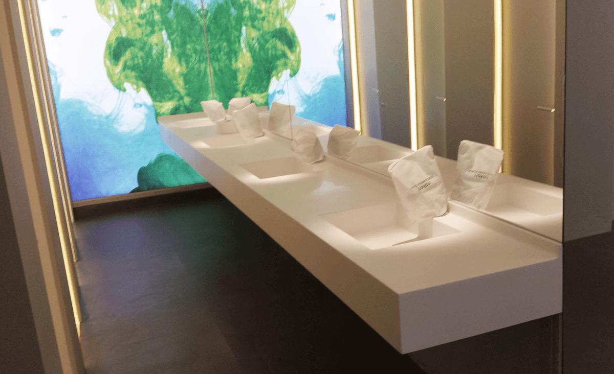 Proyecto de Cubik para el Restaurante Otto Madrid