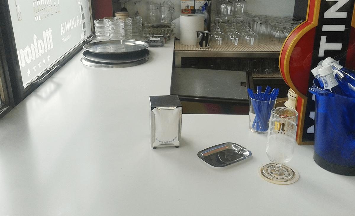 Proyecto de Cubik para el Restaurante La Donna