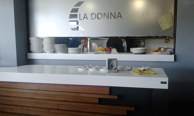 Restaurante La Donna