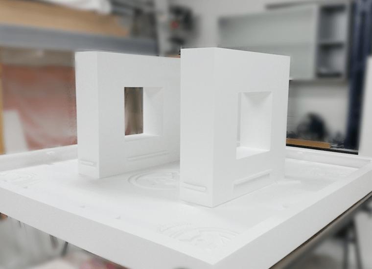 Proyectos de retroiluminados de Cubik