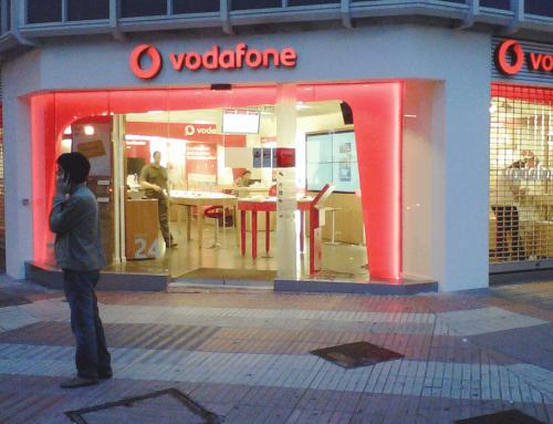 Tiendas Vodafone