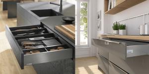 Superficies Cubik muebles de cocina
